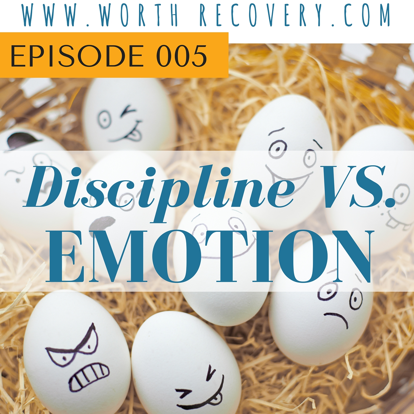 Episode 005: Discipline Vs. Emotion