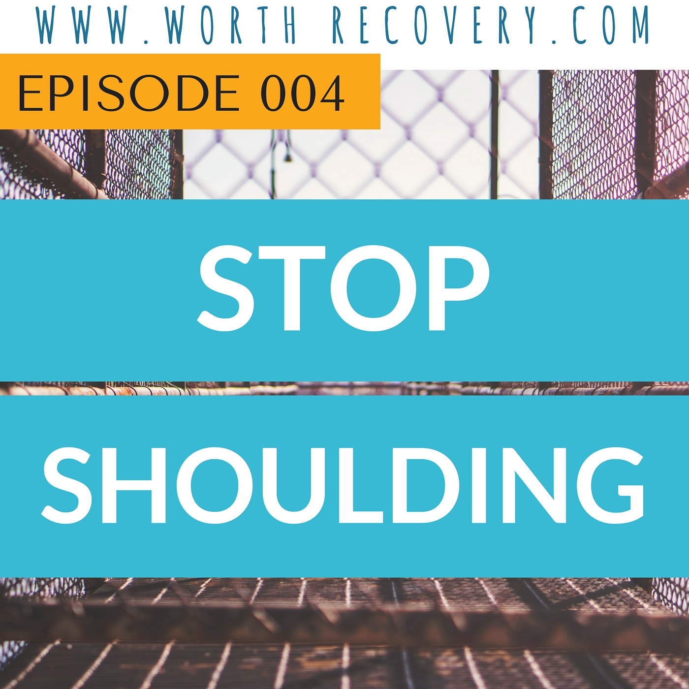Episode 004: Stop Shoulding