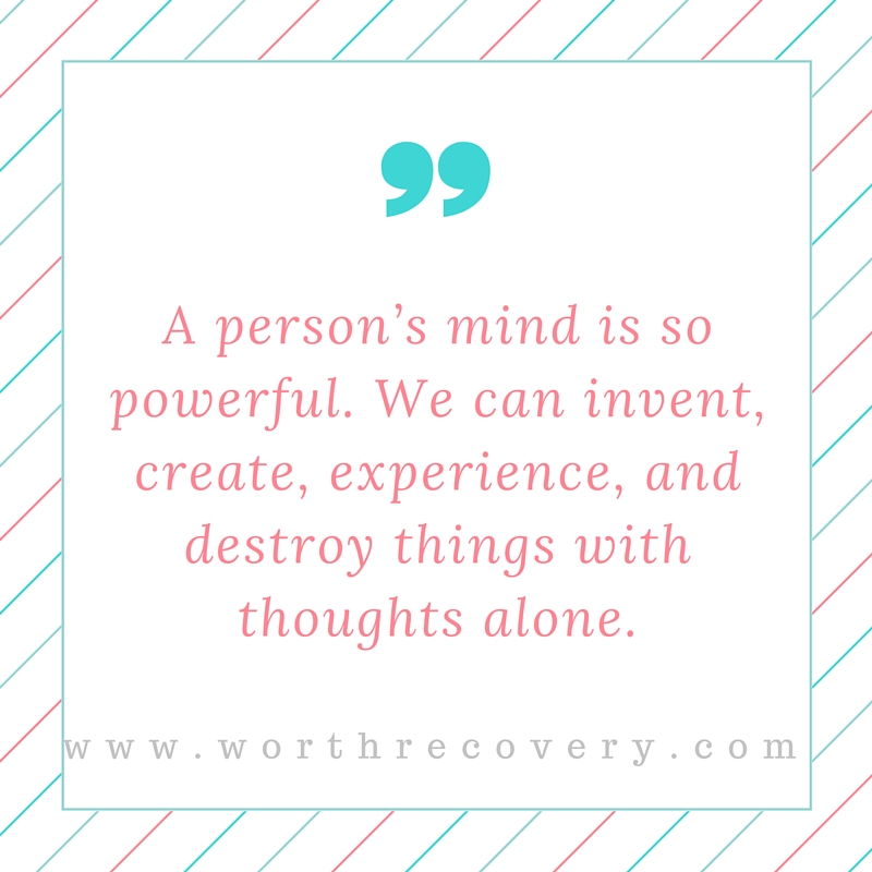The Power of Thoughts!
