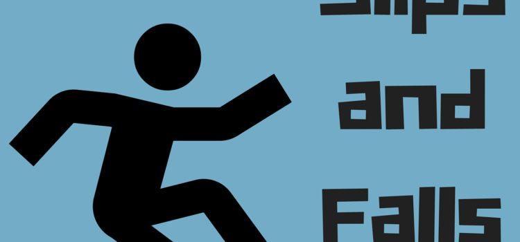 Ep 044: Slips & Falls, Part 2
