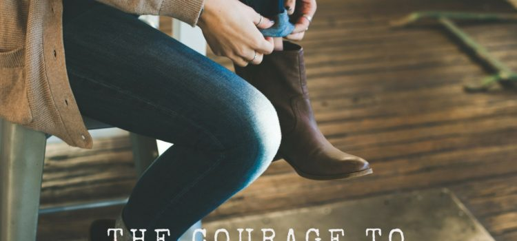 Episode 116: The Courage to Commit